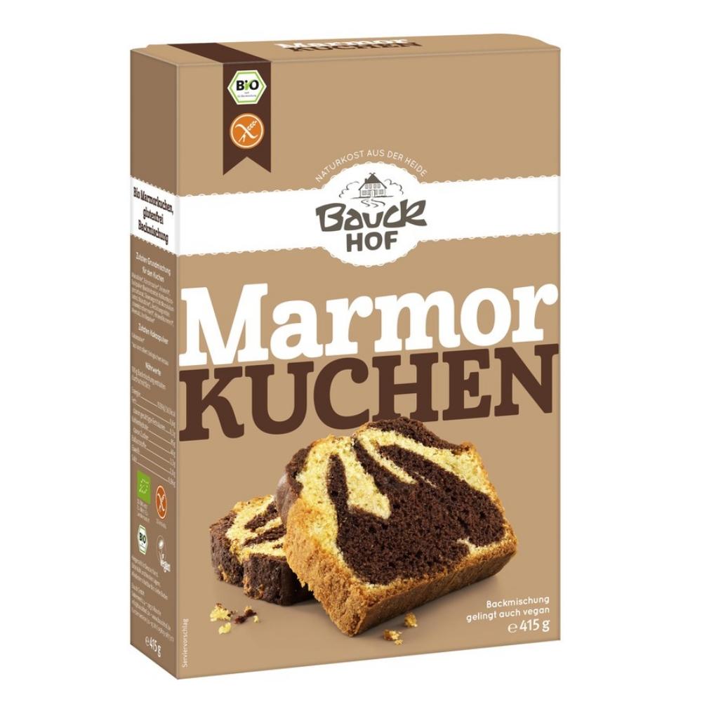 Glutenfreie Backmischung Fur Marmorkuchen Bauck Bauckhof Vegane