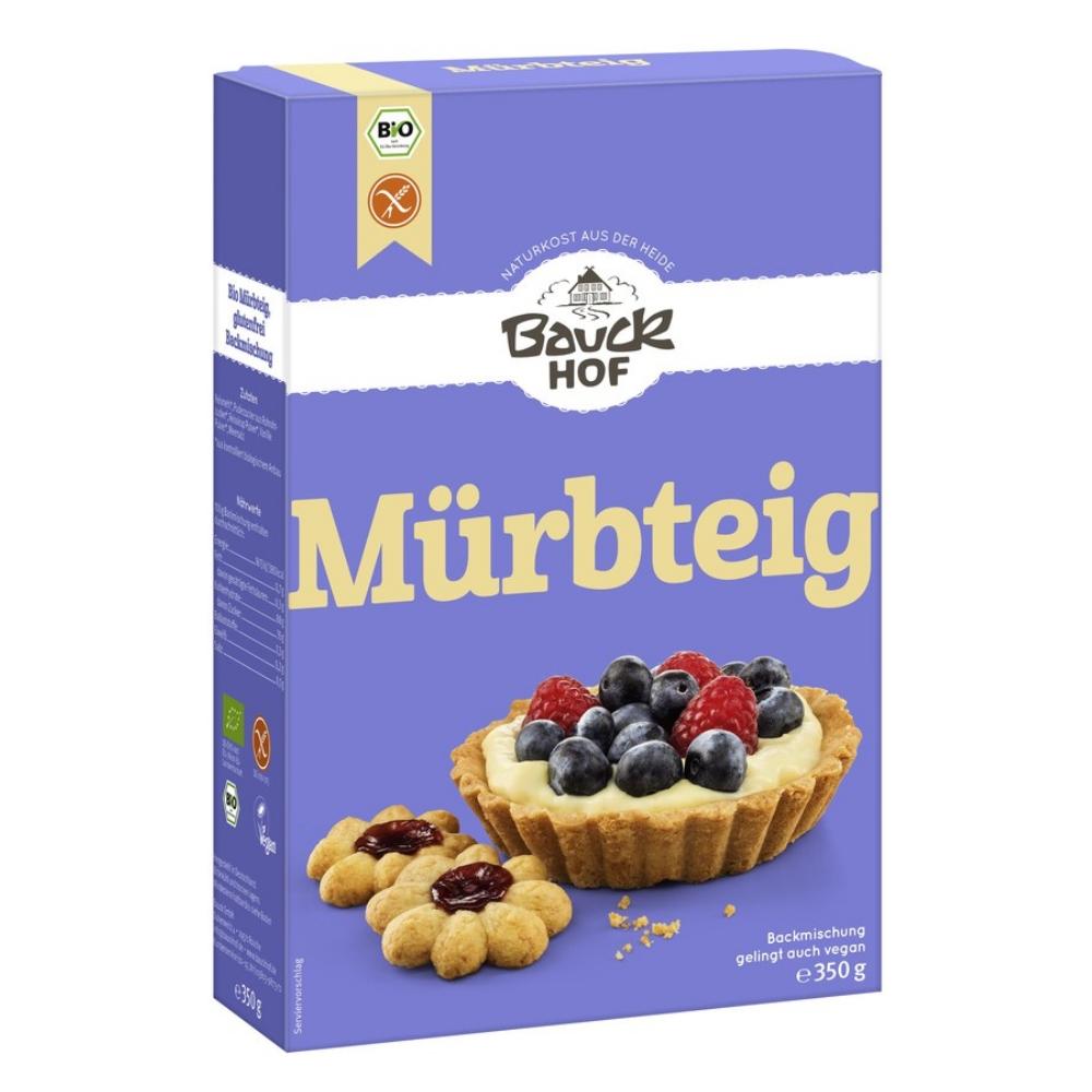 Glutenfreie Backmischung Fur Murbteig Bauck Bauckhof Vegane