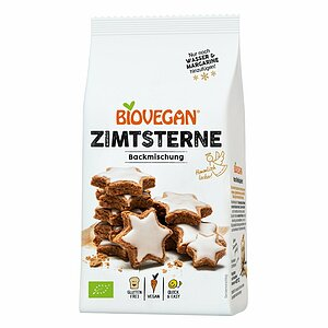 BioVegan Bio Puddingscreme backfest Himbeere, 52g